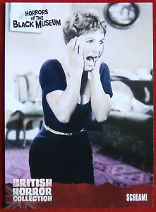 BRITISH-HORROR-COLLECTION-Horrors-of-the-Black-Museum-SCREAM-Card-28