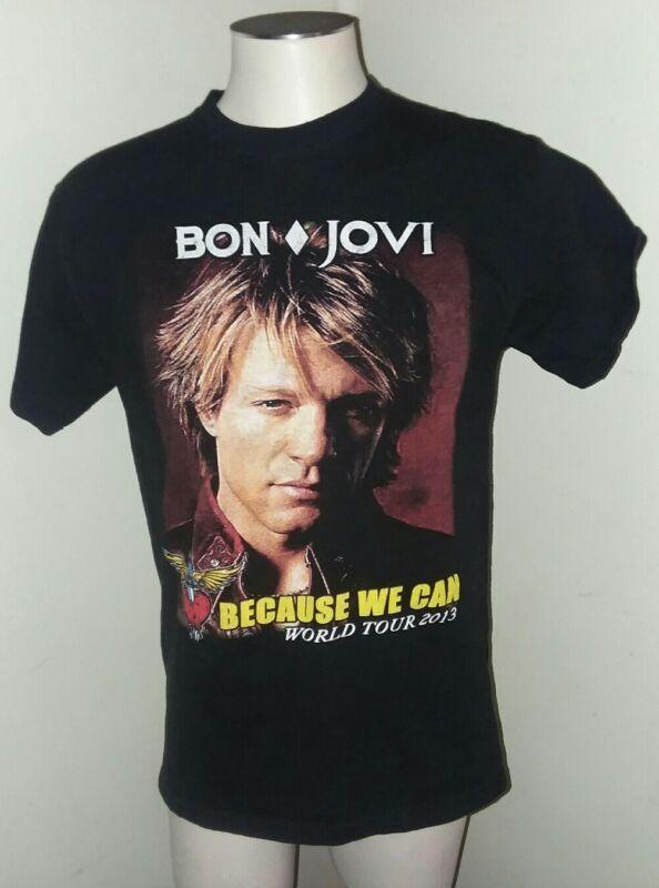Bon Jovi 2013 Because We Can World Tour Men