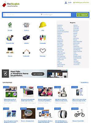 Free Classifieds Ads Website