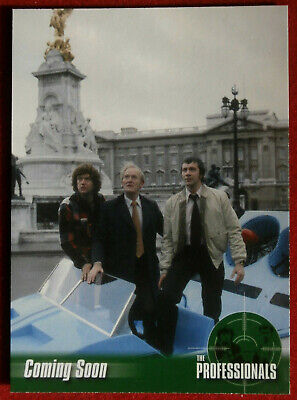 THE PROFESSIONALS - Individual PROMO CARD P3 - Strictly Ink 2005