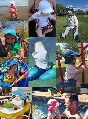 (Children Kids Animal Print Sunscreen Hat Baby Outdoors Cap Baby Lovely Soft Hat)