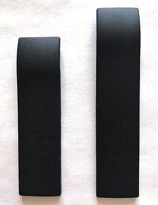 Original Tissot T-Race Men's T472, T011417A, T011414A Black Rubber Band Strap