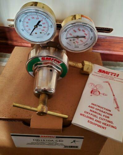 SMITH Welding Regulator # HB1510A-540