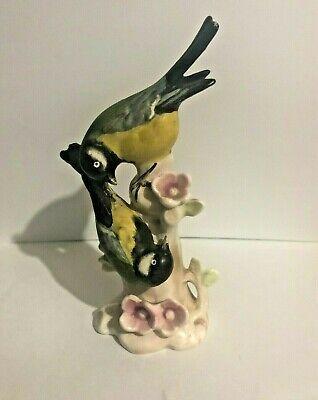 Goebel Bird West German Figurine Bone China Garden Bird