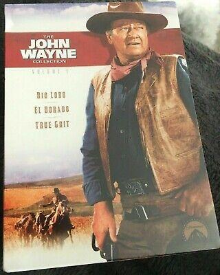 Best of John Wayne Collection 1 (DVD, 2003, 3-Disc