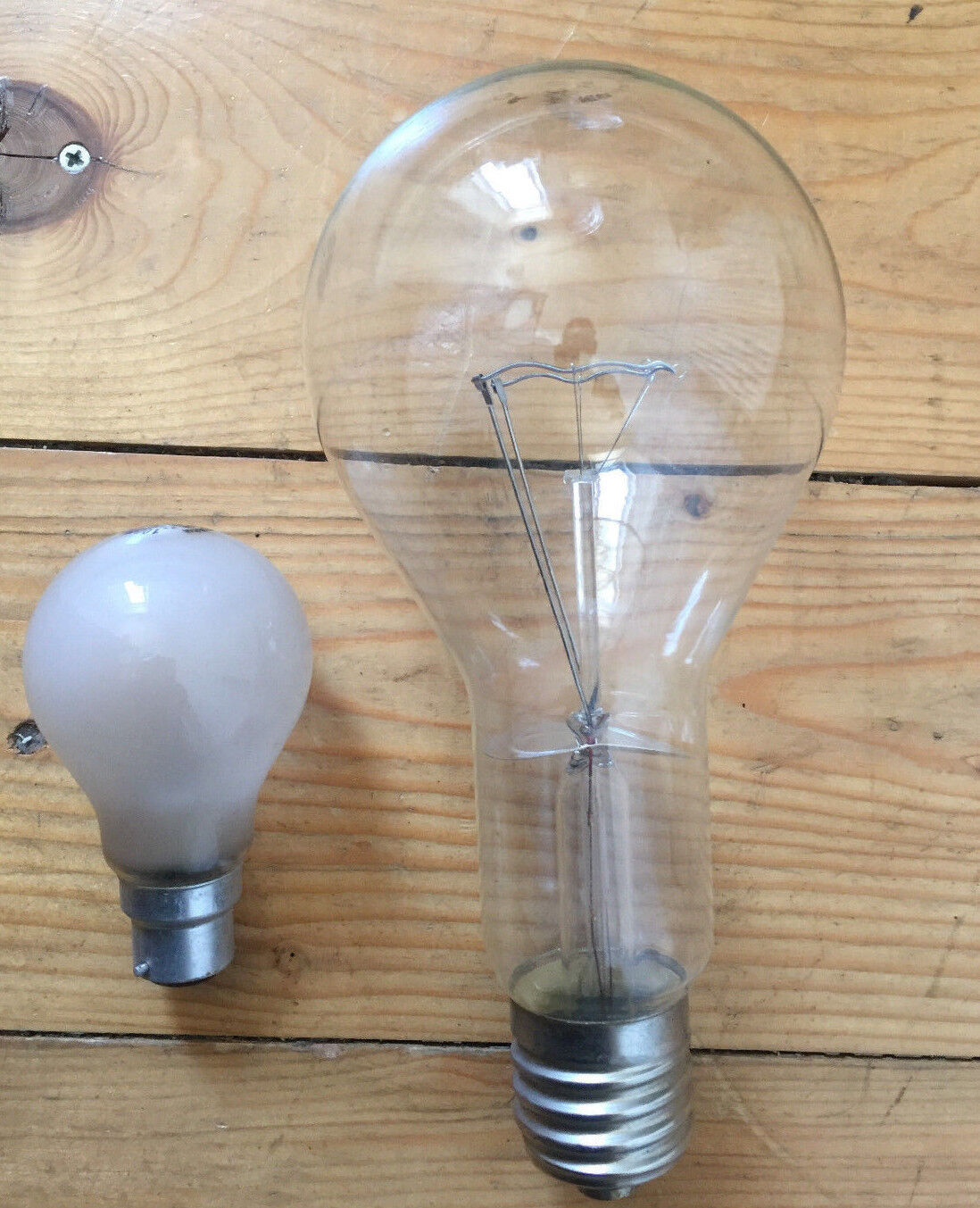Huge 500 Watt ES Lamp for Stage Amdram Amatuers Dramatics Theatre Edison Screw