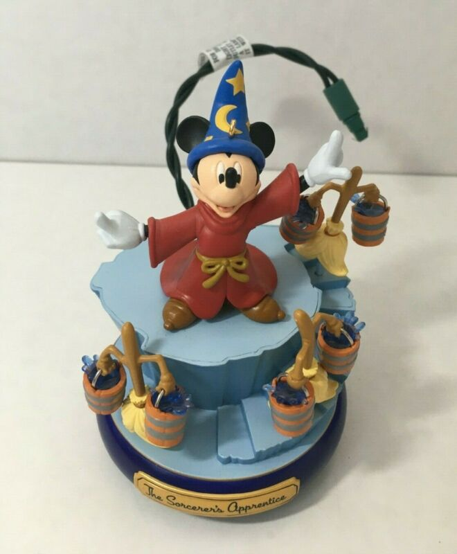 Hallmark Keepsake Ornament 2005 Disney Mickey Mouse as The Sorcerer