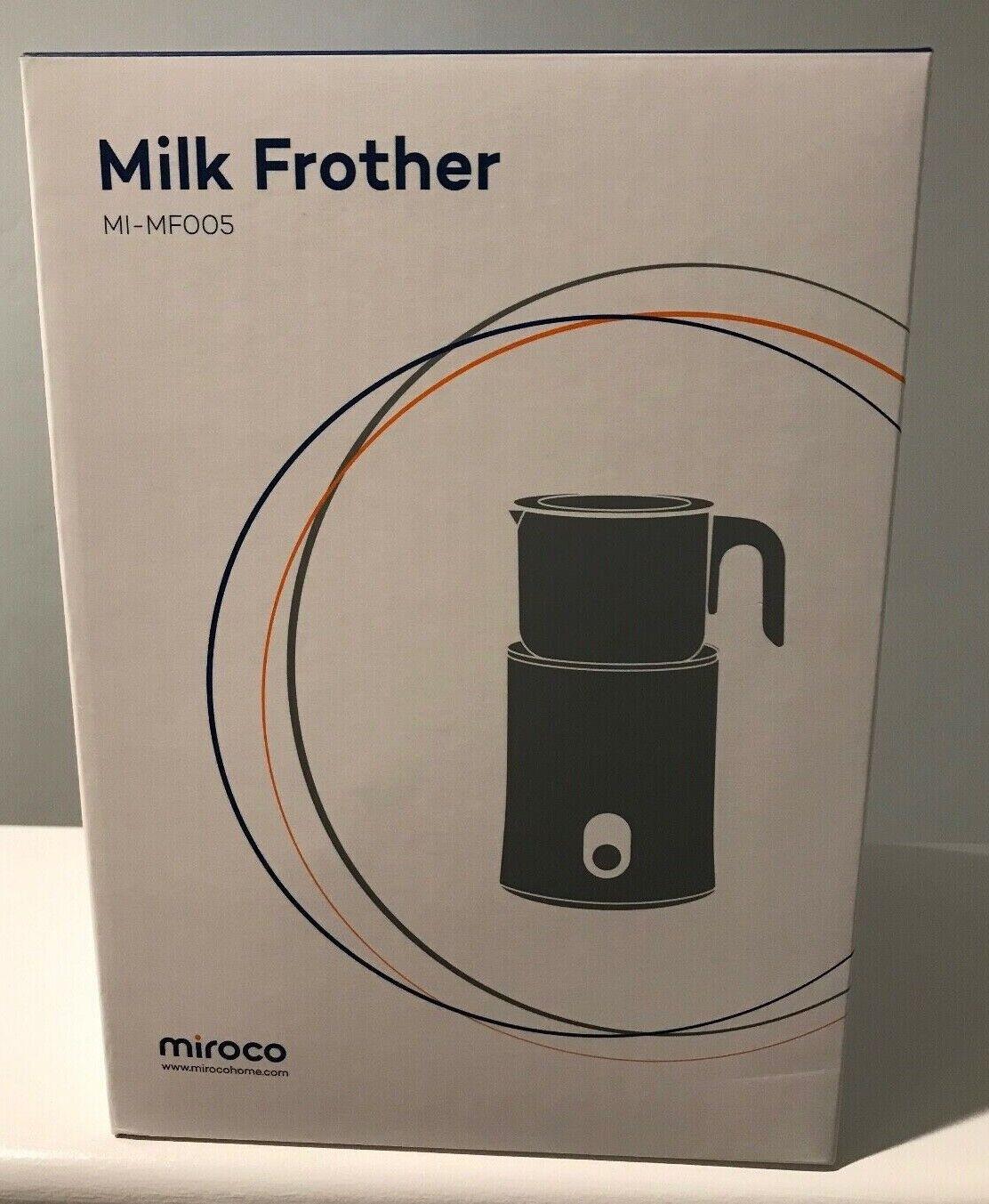 milk frother mi mf005 4 in 1
