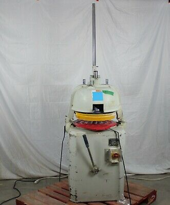 Sun Bakery Hl21036a - Semi-automatic 35 Pc Dough Dividerrounder Reconditioned