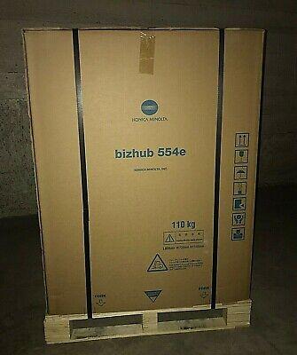 Konica Minolta Bizhub 554e A61d011 New In The Box Main Unit