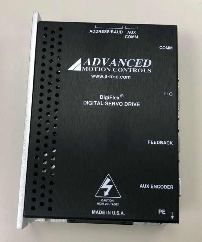New AMC DigiFlex Panel Mount, 100-240VAC 1 Phase, Modbus RTU DPRANIE-015S400