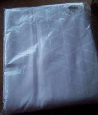 Holiday Inn Express Custom Jacquard Weave Duvet Cover Full Size 81 5 X 87 White