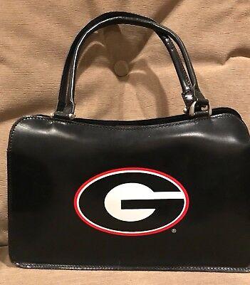 Georgia Purse (Georgia Bulldogs  Leather Tote Ladies Licensed Purse )