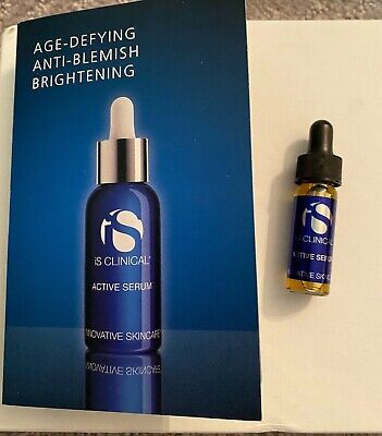 iS CLINICAL Active Serum  - 3.75 ml Sample Bottle