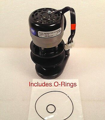 New Oem Manitowoc 2008929 Water Pump Includes O-rings Model Msp2 Pn 20-0892-9