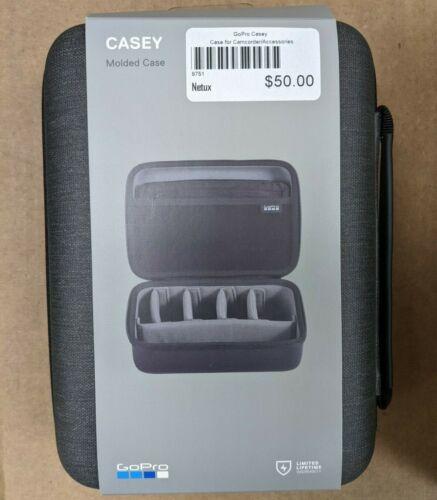 GoPro Case CASEY Semi Hard Camera Case for HERO8 HERO7 HERO6 HERO5 MAX 360