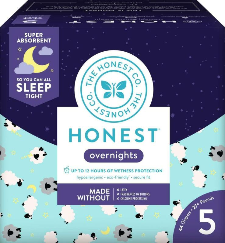 Teal Tribal Size 1 Honest Baby Diapers 176 Count