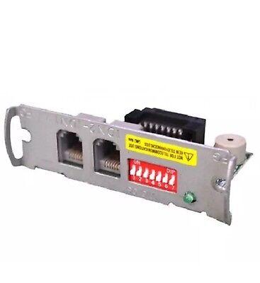 Micros Epson Tm Receipt M179cm179d Ub-idn Interface Card Pn 2139793-00 V4.22.4