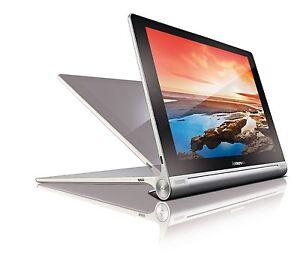 Lenovo Yoga 10.1 Inch 32GB Wi-Fi Tablet - Silver
