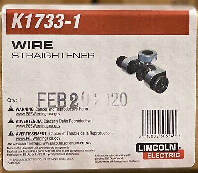 Brand New Lincoln Electric Wire Straightener K1733-1