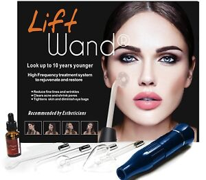100% authentic lift wand high frequency machine.