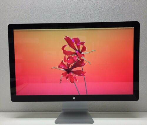 "Apple A1407 Thunderbolt Display 27"" 2K 2560x1440 Glossy LED Monitor screen LOCAL"