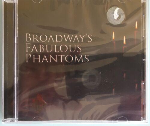 Broadway's Fabulous Phantoms CD  Michael Crawford  Davis Gaines  Howard McGillin