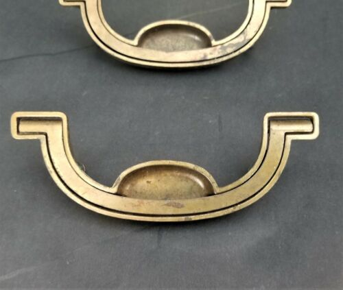 1 ONLY DREXEL HERITAGE ACCOLADE Collection Brass Drawer Pull Handle