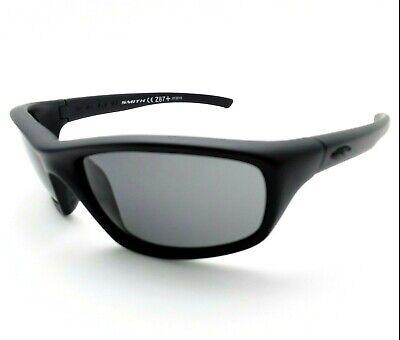 Smith Optics Director Elite Matte Black Grey New Sunglasses (Smith Director Sunglasses)