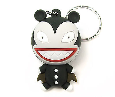 Disney NIGHTMARE BEFORE CHRISTMAS Series 1 Figural Keyring SCARY TEDDY KEYCHAIN