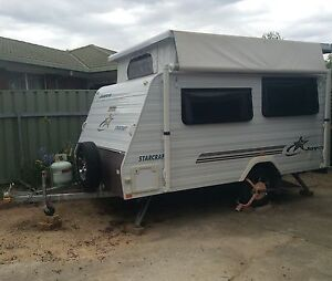 Jayco Starcraft pop top caravan camper Thurgoona Albury Area Preview