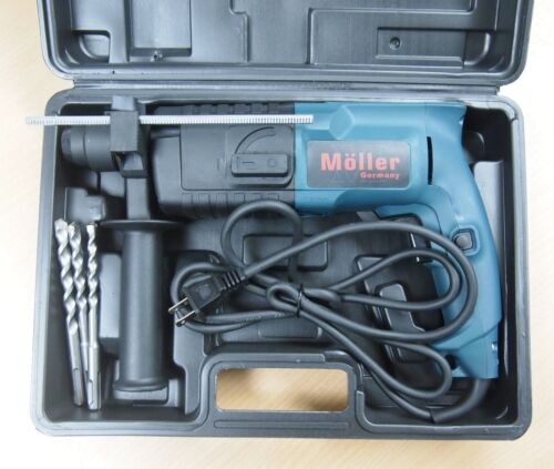 "3/4"" SDS Plus Rotary Hammer Drill 5 Amp"
