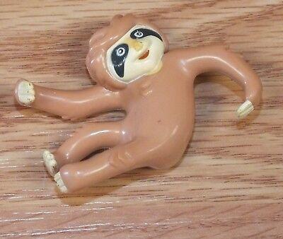 Genuine Viacom 2005  Sloth Figurine / Cake Topper From Go Diego Go! **READ**  - Go Diego Go Cake