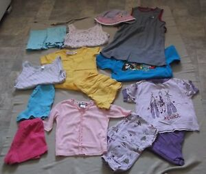 Girl's Clothing Size 4