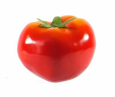 Artificial Tomato Red - Plastic Vegetable Tomatoes Fake Vegetables