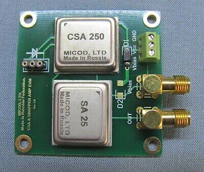 Charge-sensitive Amplifier Shaper Amplifier Kit For Scintillator-photodiode