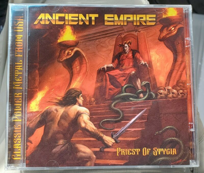 Ancient Empire Priest Of Stygia Cd