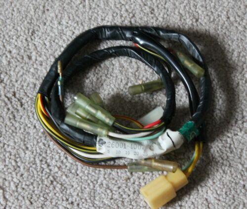 NOS Kawasaki Main Harness 1981-1983 KLT200 26001-4007 KLT 200 New BIN L