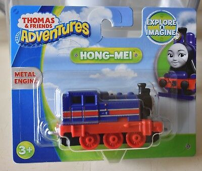 THOMAS & FRIENDS ADVENTURES HONG-MEI METAL ENGINE NEW
