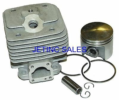 Cylinder Piston Nikasil Kit Fits Stihl Ts 350 O8  08s 47mm