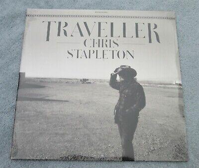 CHRIS STAPLETON ~ TRAVELER ~ 2015 (2) LP SEALED / NEW - Mercury B0019405-01