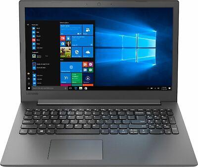 "Lenovo - IdeaPad 130 15.6"" Laptop - AMD A9-Series - 4GB Memory - AMD Radeon R..."
