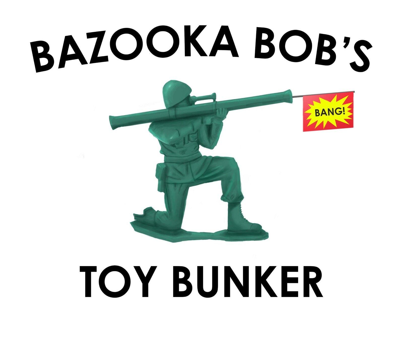 Bazooka Bob's Toy Bunker