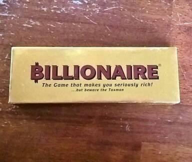 Billionaire Card Game
