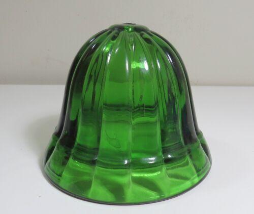 Vintage Green Pressed Glass Tabletop String Holder/ Dispenser