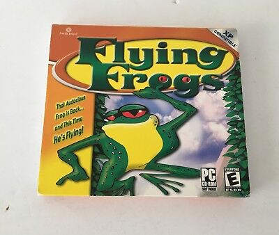 ame (PC) FREE US SHIPPING!! (Flying Frog Games)