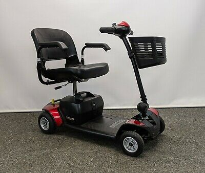 2015 Pride GoGo Elite Traveller Portable Mobility Scooter *Looks Brand NEW*