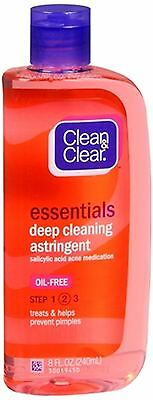 CLEAN - CLEAR Deep Cleaning Astringent Oil-Free 8 oz