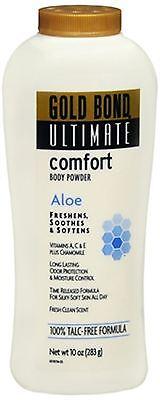 - Gold Bond Ultimate Comfort Body Powder 10 oz