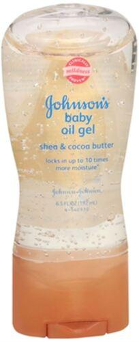 JOHNSON - JOHNSON Baby Oil Gel 6.50 oz